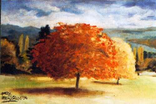 peinture art paysage